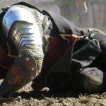 La caballería gondoriana carga contra Osgiliath