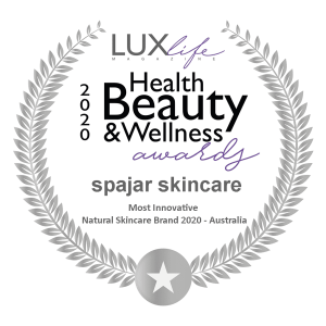 spajar skincare wins its first international Beauty Award in the UK