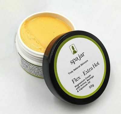 spajar skincare Flex Magnesium Cream - Hot