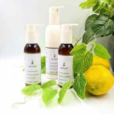 spajar skincare Sunset Natural Body Lotion & Repellent