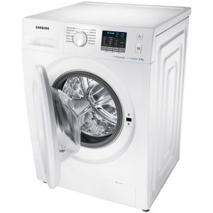 Masina de spalat rufe Samsung Eco Bubble WF8EF5E0W4W/LE