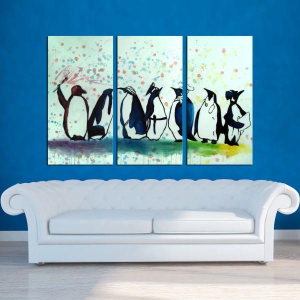 pinguini-copil