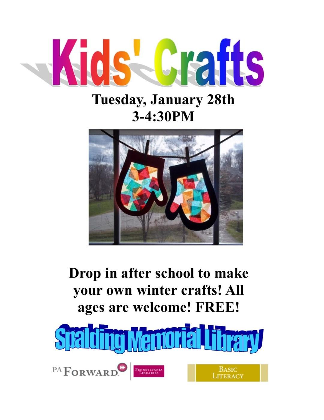 Winter Crafts (1)