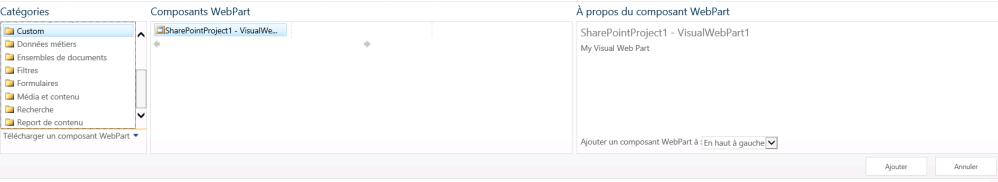 Comment afficher les tâches affectées à un utilisateur SharePoint et à ses groupes (6/6)