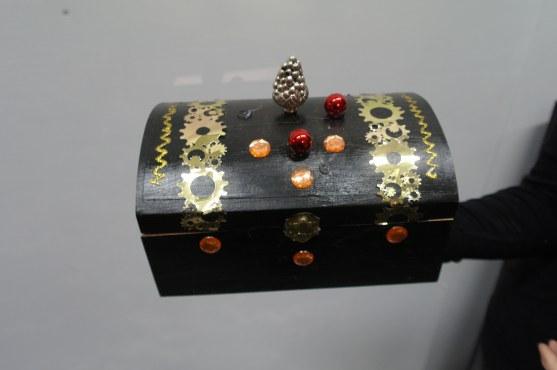 Holy Hand Grenade Box