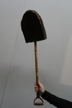 Foam Shovel
