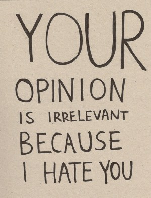 Your-Opinion-Is-Irrelevant-Because-I-Hate-You