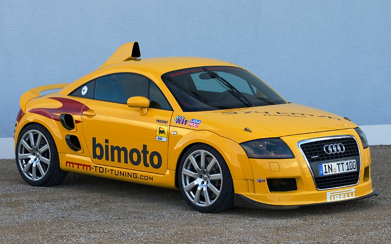 2007 Audi TT MTM Bimoto