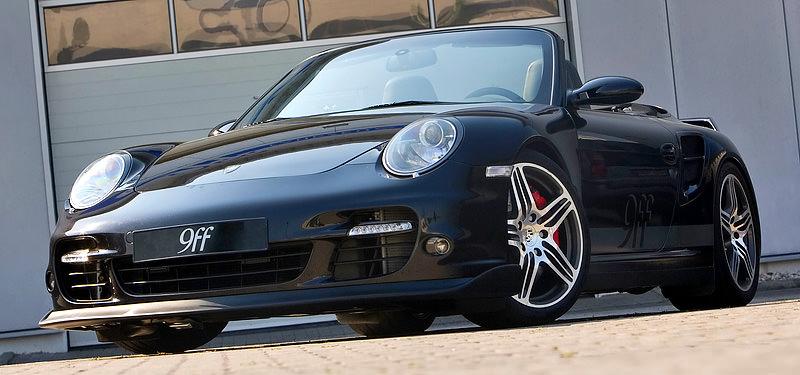 2007 9ff Porsche 911 TurboTRC 91