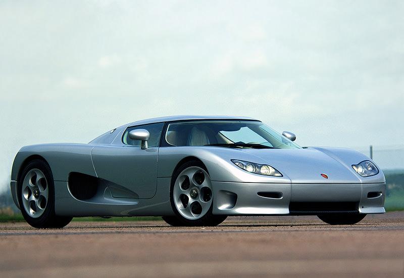 2002 Koenigsegg CC8S
