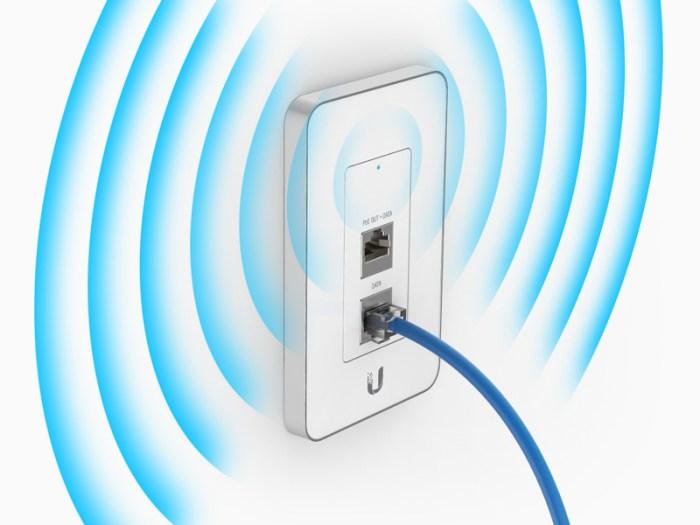 unifi-ap-inwall-feature-instant-deployment Specialized projecten &installatie's,Hotels & Kantoren Naast vaste en draadloze internet kunnen wij ook voor Creatievere internet oplossingen zorgen. Wij helpen u graag met een gepaste oplossing.
