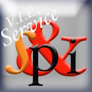 Service logo Zilver c0c0c0 SP&i spcialized projecten en installatie's
