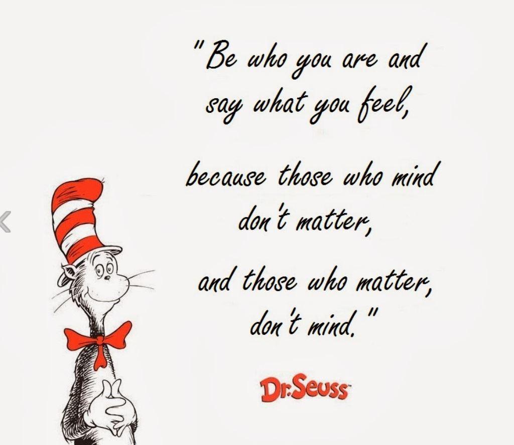Dr Seuss Quotes In Spanish Quotesgram