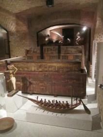 Ajuar funerario egipcio