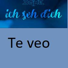 Das Verb sehen auf Spanisch