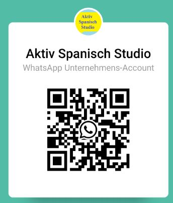 Aktiv Spanisch Studio Whatsapp