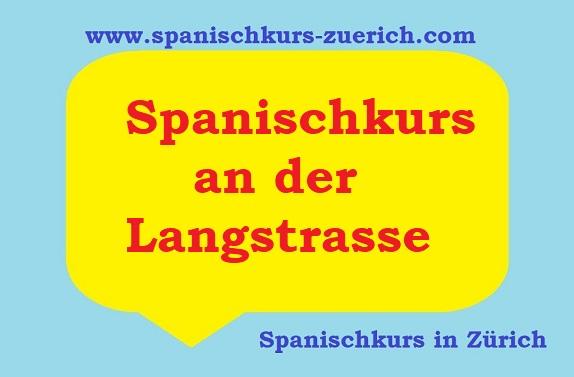 Spanischkurs Langstrasse
