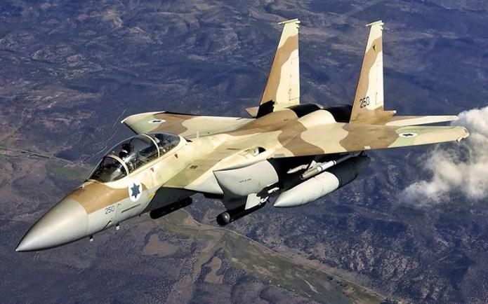 aviones israelies