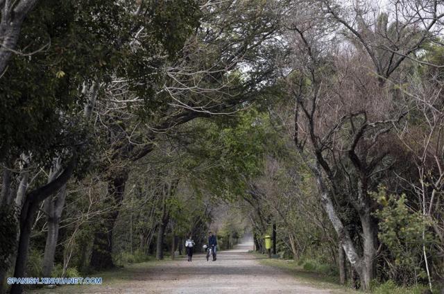 ARGENTINA-BUENOS AIRES-MEDIO AMBIENTE-RESERVA ECOLOGICA