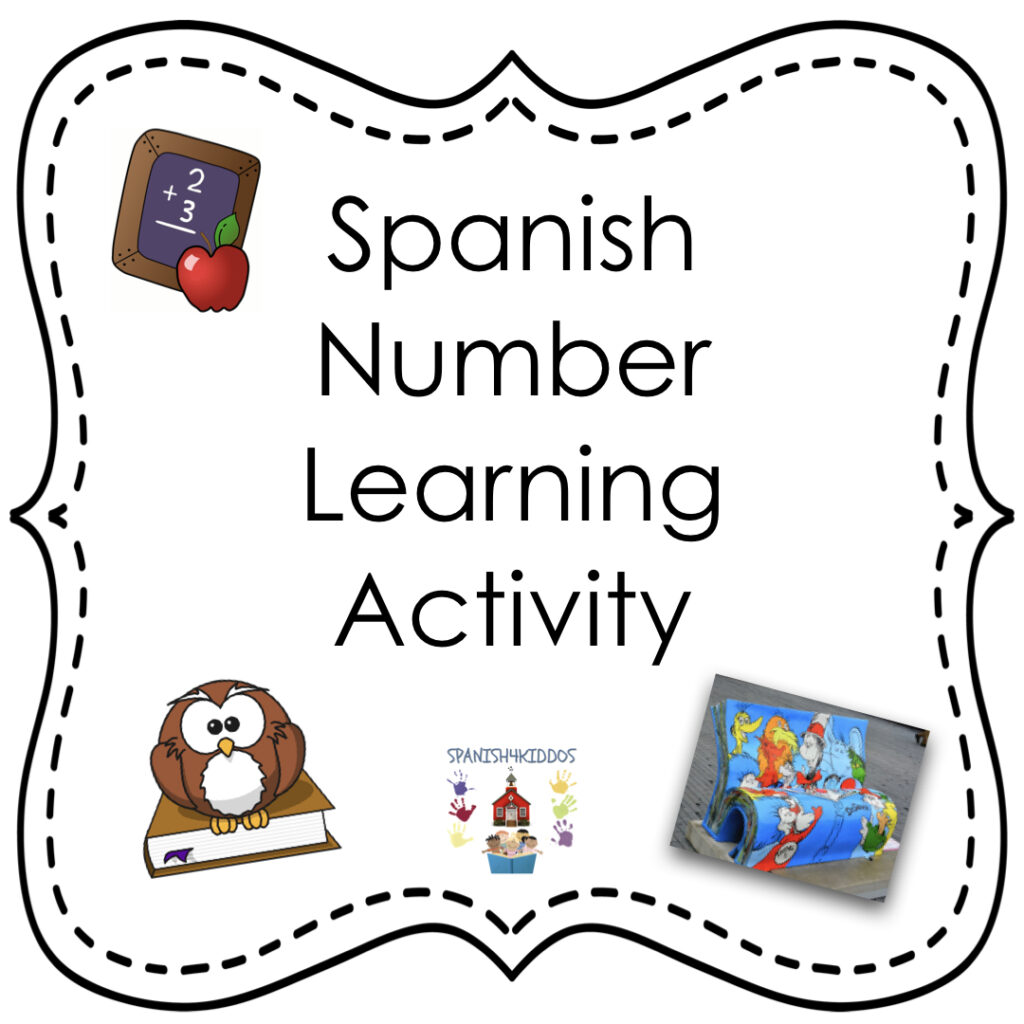 Worksheets Spanish4kiddos