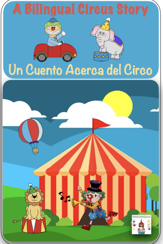 Spanish circus reading activities