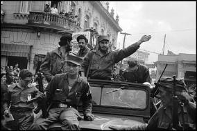 Cuban Revolution Fidel Castro