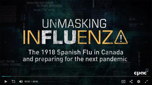 Documentary – Unmasking Influenza