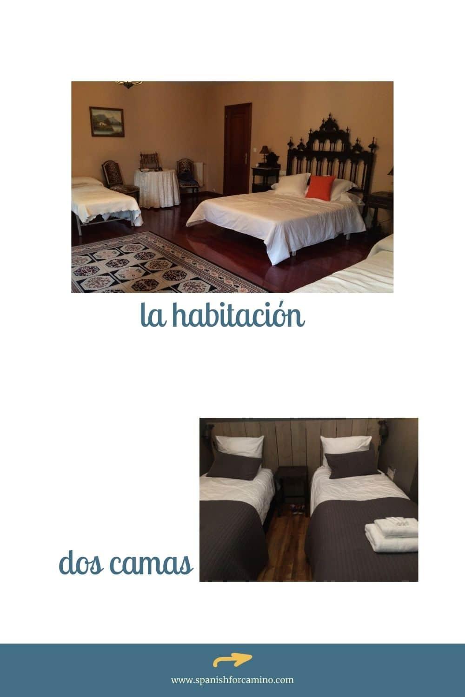 donde vas a dormir
