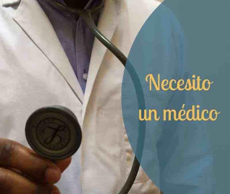 Necesito un médico