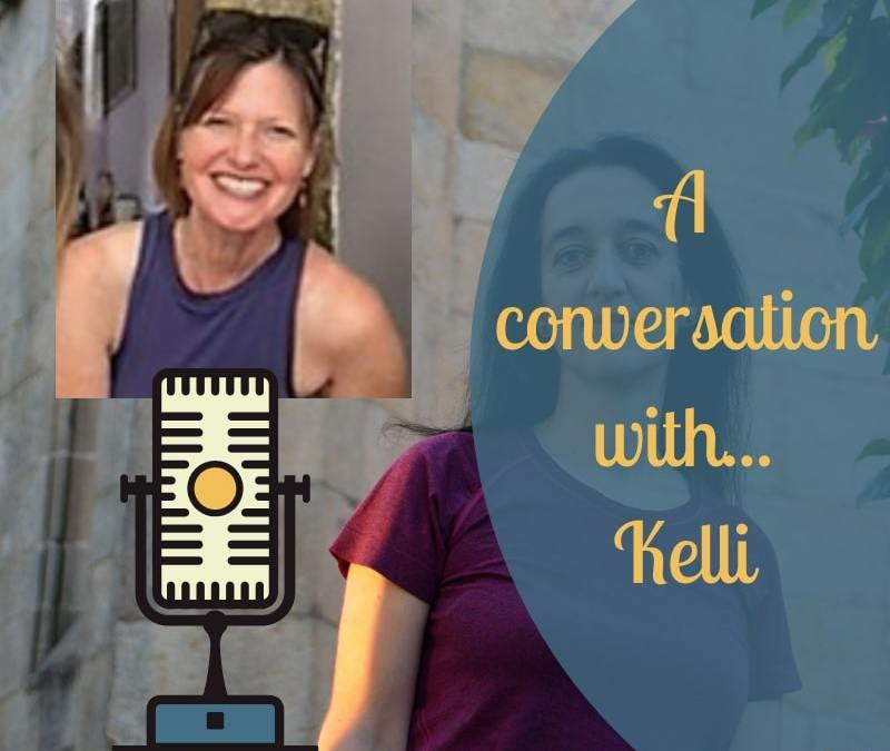A conversation with Kelli
