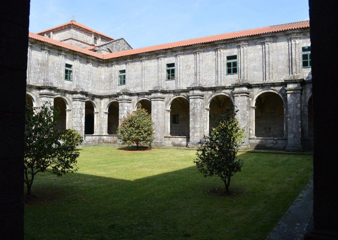 Armenteira, on the Variante Espiritual