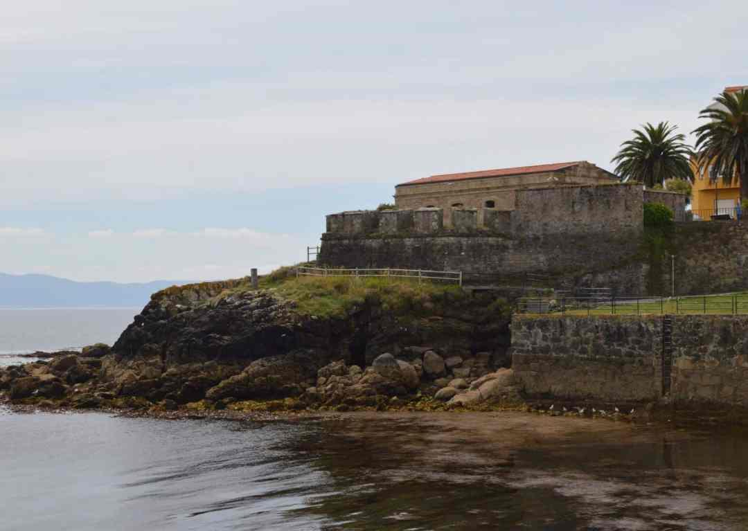 Castillo de San Carlos.