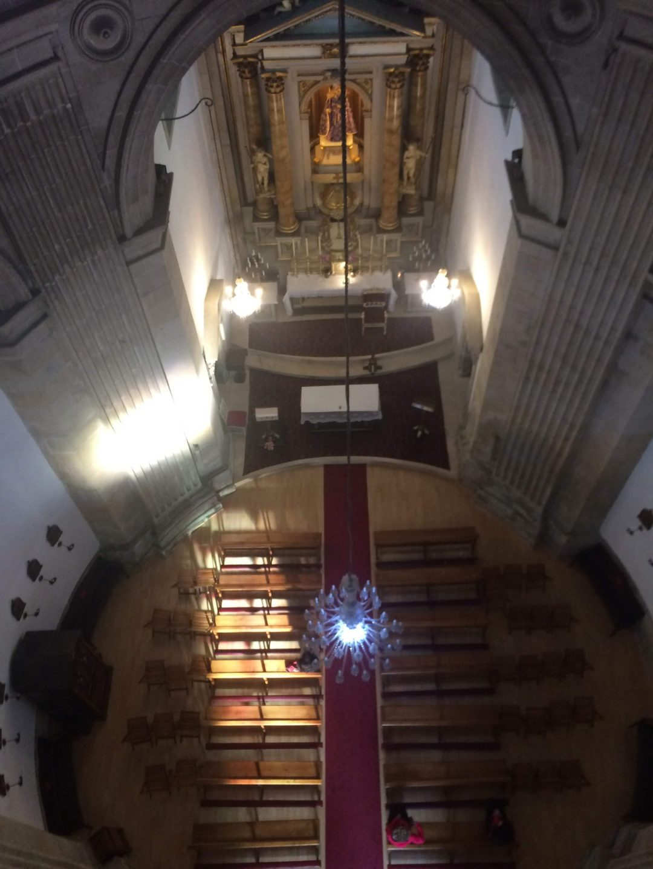 Iglesia Peregrina Pontevedra