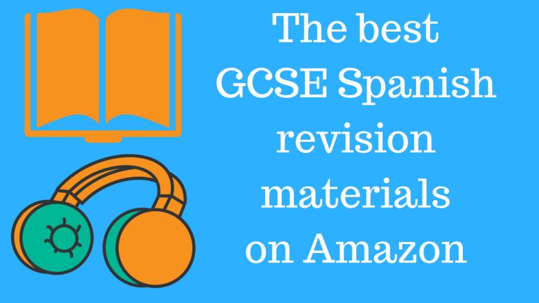 best GCSE Spanish revision resources on Amazon
