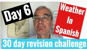Spanish GCSE 30 day revision challenge | day 6