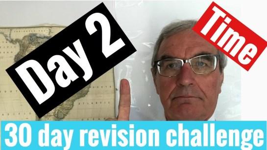 Spanish GCSE revision challenge | day 2