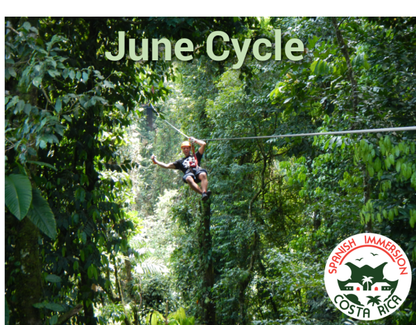June Spanish Immersion Cycle
