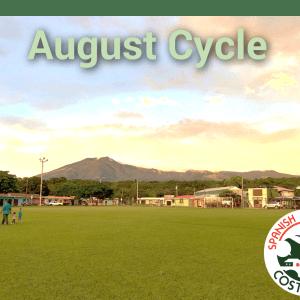 August Beginner Group