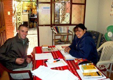 Intensive spanish classes _ Spanish immersion program