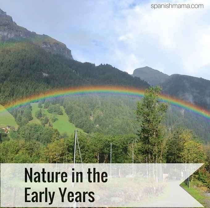Nature in the Early Years