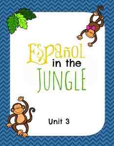 Español Unit 3