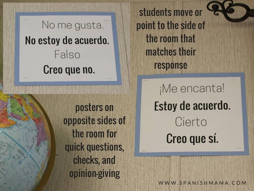 My Spanish Classroom • Spanish Mama