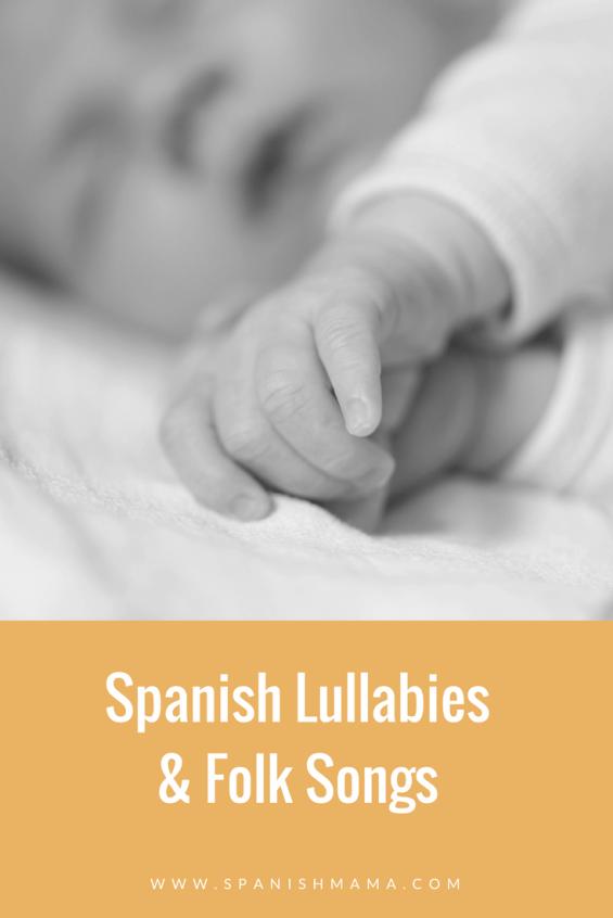 Spanish lullabies on YouTube