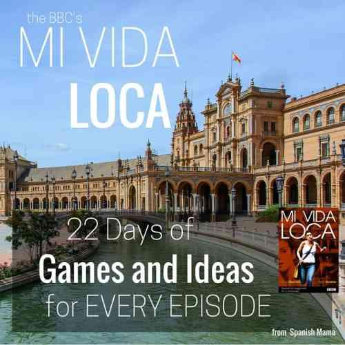 MI VIDA LOCA Games and Activities