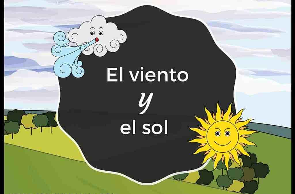 El viento y el sol