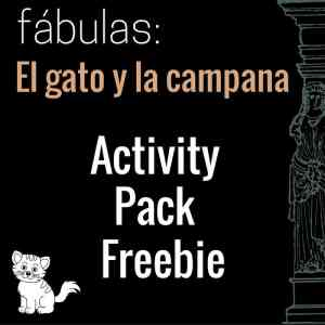 El gato y la campana activity pack