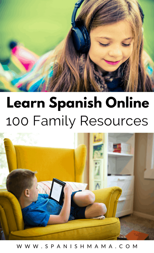 free online spanish lessons for kids