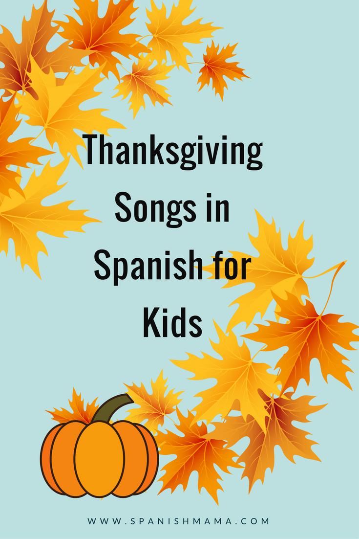 thanksgiving Archives - SPANISH MAMA