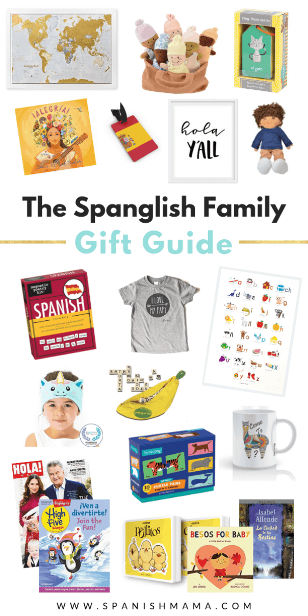 Spanish gift ideas for families
