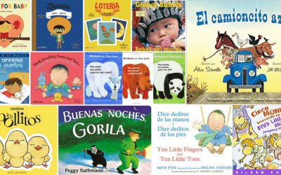 The Best Spanish Board Books for Babies & Toddlers